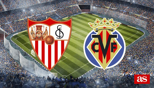 Sevilla vs Villarreal Full Match And Highlights
