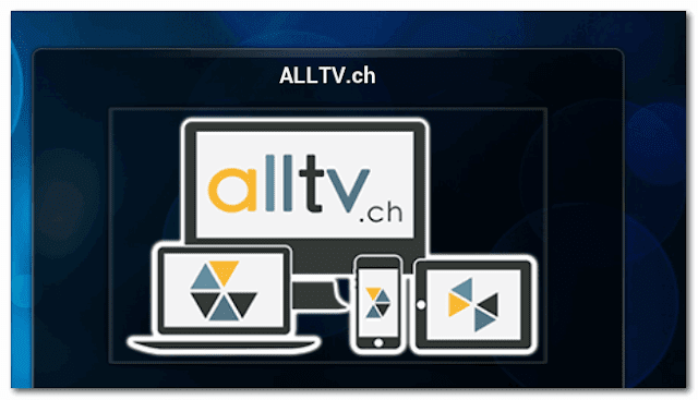 ALLTV.CH Add-ons For IPTV XBMC | KODI