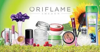 Oriflames kosmetik