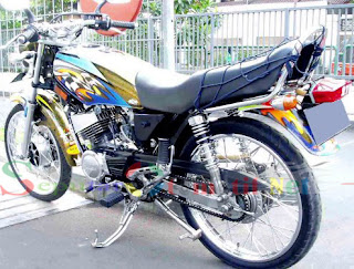Modifikasi-Yamaha-Rx-King