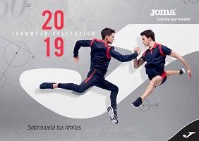 Catalogue Joma 2019