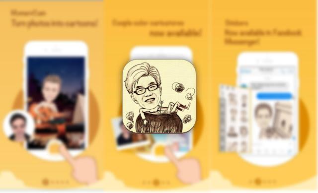 حول صورك الحقيقية إلى صور كرتونية مع هذا التطبيق الجديد