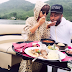 Tonto Dikeh shares romantic photo with her hubby taken when they were dating