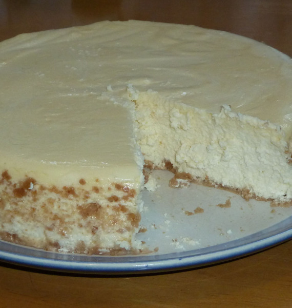 How To Keep Sour Cream Cheese Cake From Cracking