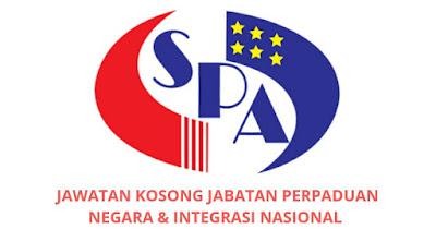 Jawatan Kosong Jabatan Perpaduan Negara & Integrasi Nasional