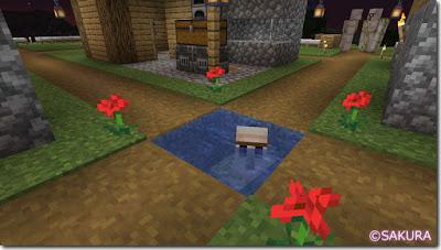 Minecraft ぷちアイアンゴーレムトラップ アイアンゴーレムが沈む