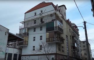 pregradjene terase