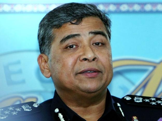 khalid abu bakar, ketua polis negara, gambar ketua polis