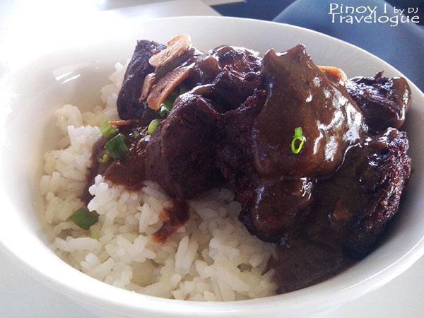 Republic Wakepark restaurant's Twice-cooked Adobo