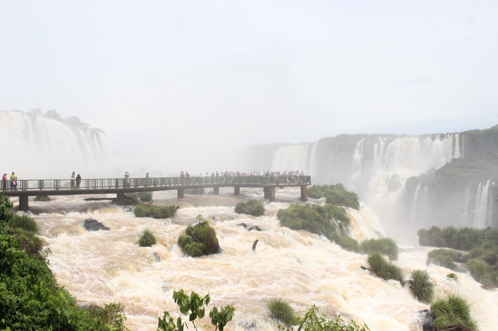 Cataratas del Iguazu Lado Brasileño como llegar