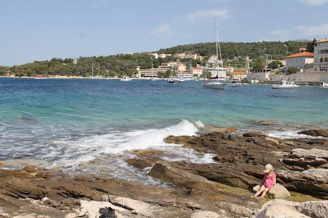 Lasten kanssa rantalomalla Kroatiassa