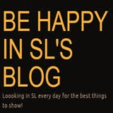 Be Happy in SL's Blog