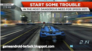 Game Android Terbaik Need for Speed Most Wanted
