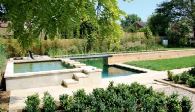Backyard Swimming Pond And Natural Pool Design ~ English