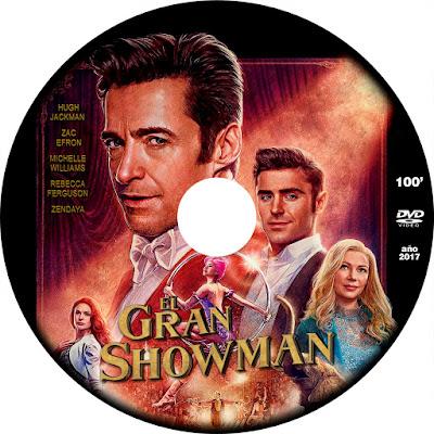 El gran showman - [2017]