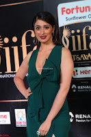 Laxmi Rai in a Deep neck Beautiful Green Gown Cute Actress Laxmi Rai ~  100.JPG