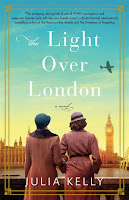 The Light Over London by Julia Kelly book cover and review