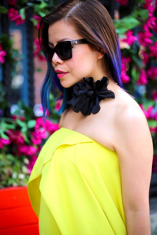 New York Fashion Week 2016- Day 2- Streetstyle- Crystal Phuong