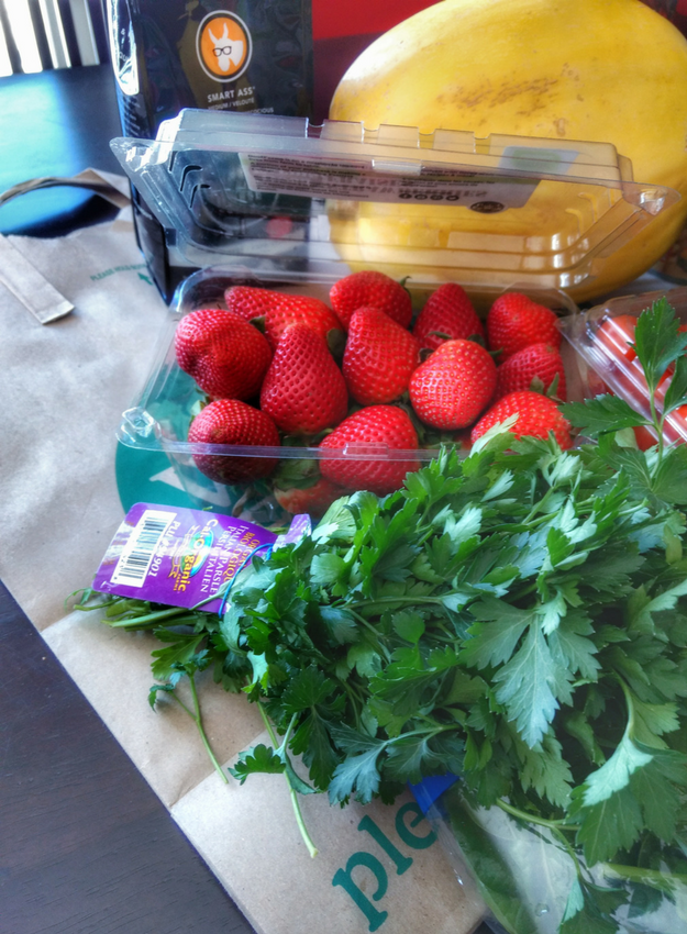 Whole Foods Market Grocery Haul