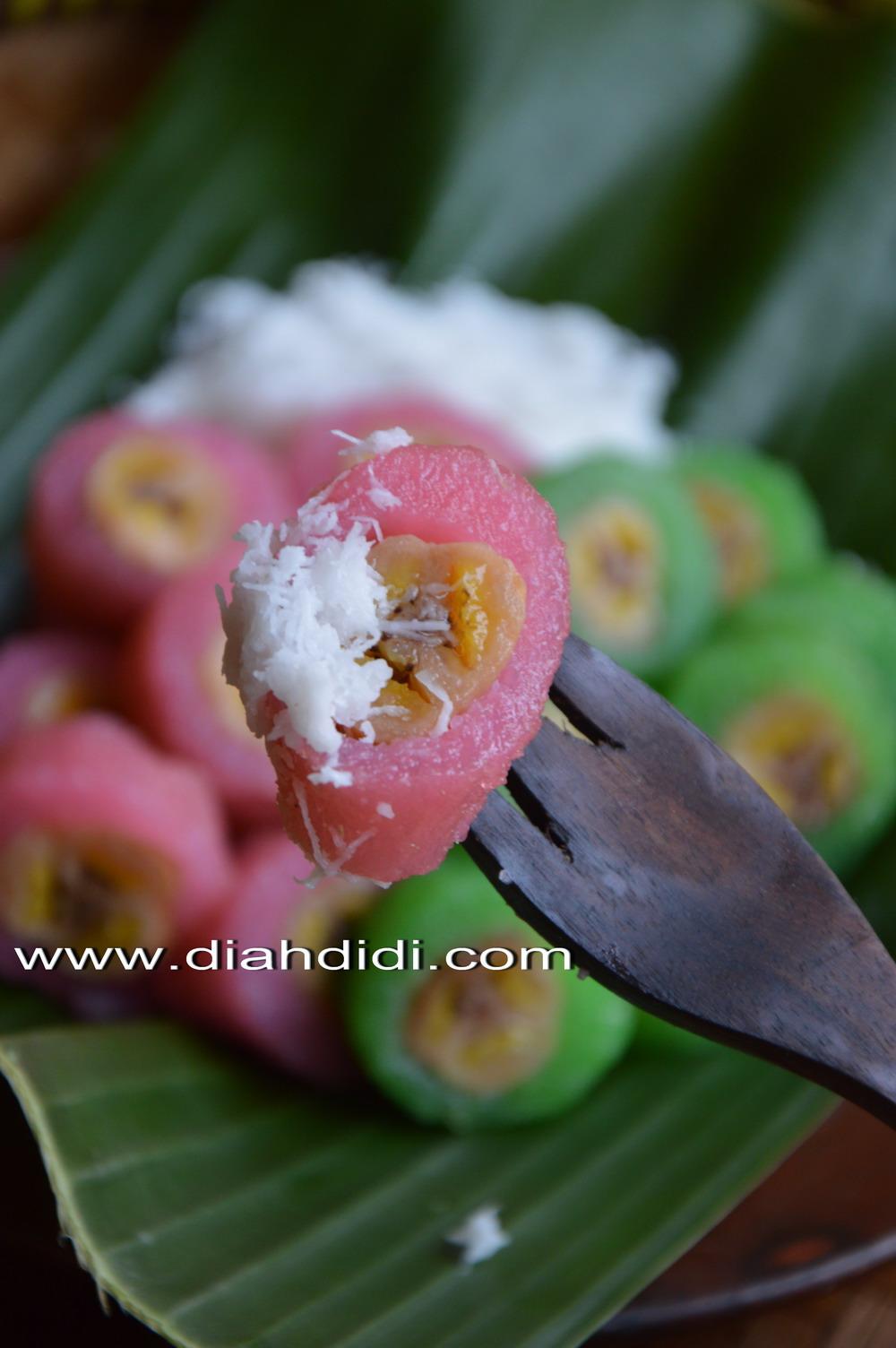 Diah Didis Kitchen Resep Kue Mata Roda