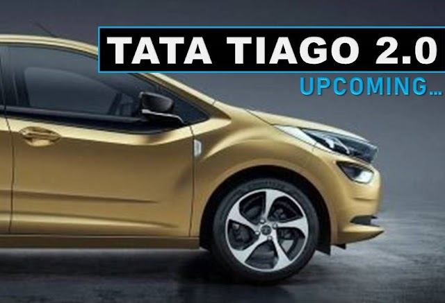 Tata Tiago Facelift Launch Date With Impact 2.0 Design | New Tata Tiago Facelift In Hindi
