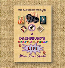 A DACHSHUND'S MERRY-GO-ROUND LIFE - Book 5