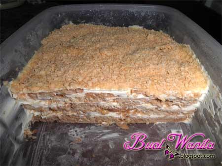 Resepi Mudah Cheesekut / Biskut Cheese Nestum - Buat Wanita