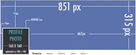 facebook cover photos size