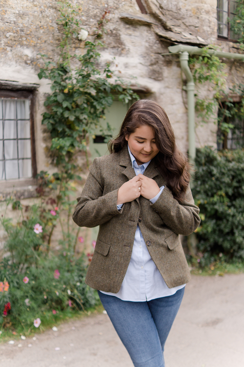 tweed-jacket-loafers-classic-style-ootd-bibury-barely-there-beauty-blog
