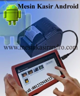 mesin kasir android pada tablet