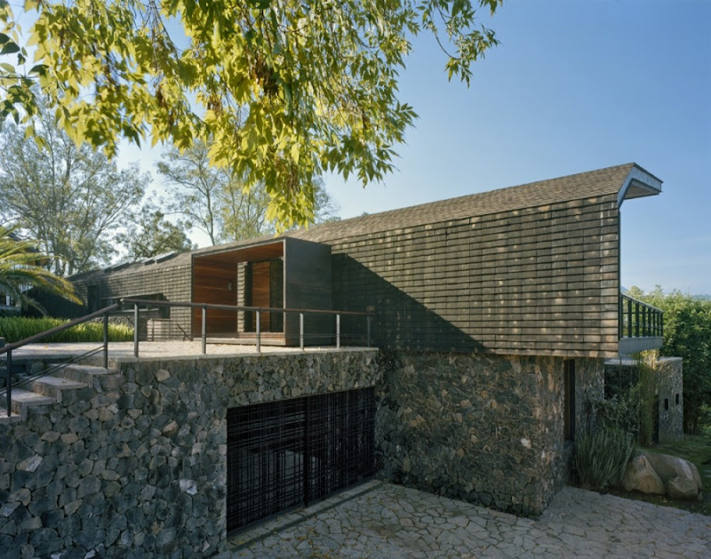 House in the Woods - Parque Humano Architects