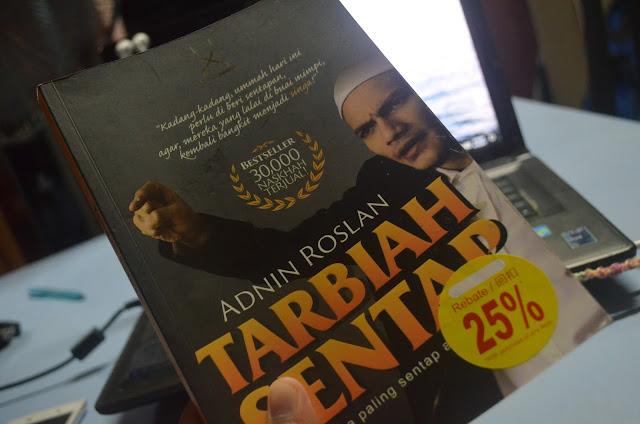 Book Review - Tarbiah Sentap oleh Adnin Roslan