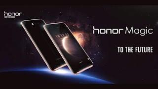 مواصفات وسعر جهاز هواوي Honor Magic الجديد