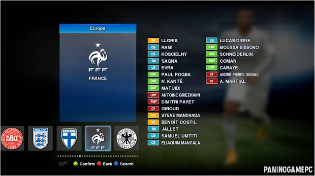 PES 2013 Update OF SUN-Patch 5.0 by Official – Euro 2016