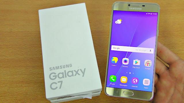 Spesifikasi dan Harga Samsung Galaxy C7 Pro Juni 2017