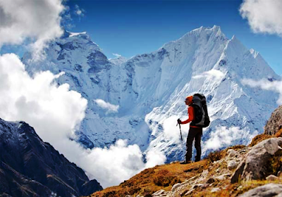 Cima del Himalaya