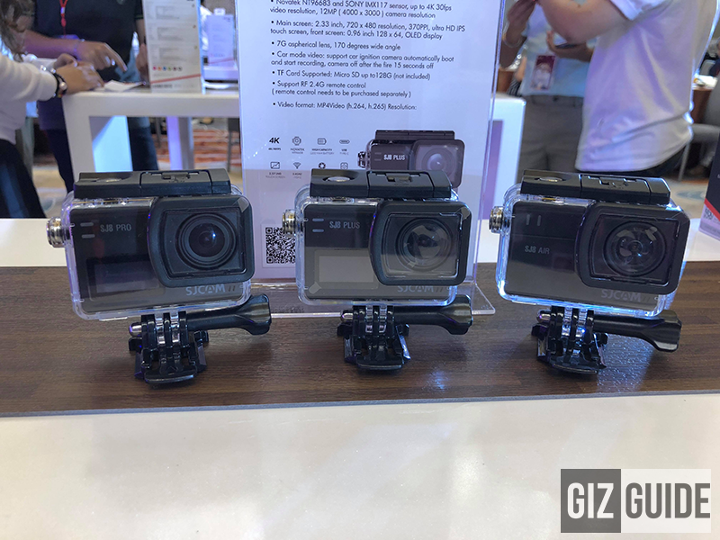 SJCAM SJ8 Series has landed in PH, available in Lazada!