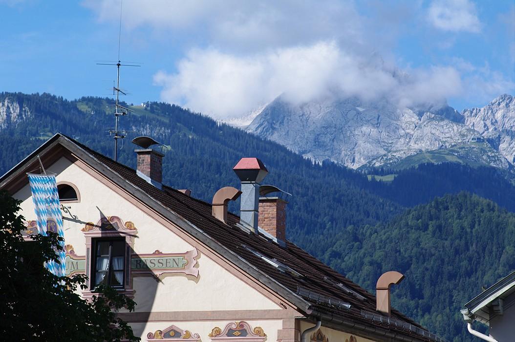 garmisch partenkirchen kesällä