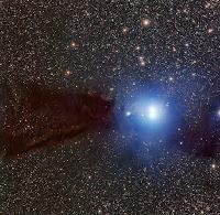 Dark Nebula Lupus 3
