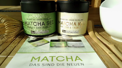 Matcha Sei und Kei von TeeGschwendner