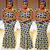 Beautiful Nigerian Womens Showing of Their Rich Ankara Fashion Styles Photos