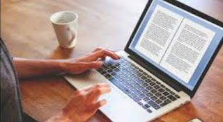 Daftar Situs untuk Penulis Lepas Online - Dapat Honor dari Tulisan