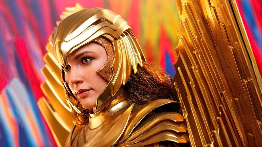 Wonder Woman 1984, Golden Eagle Armor, 4K, #3.2316