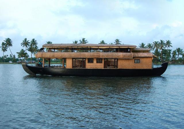 Cardamom Houseboat