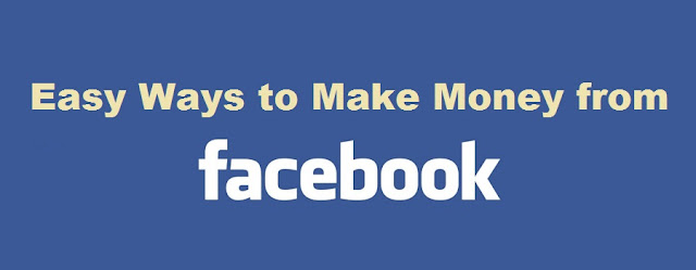 Make money from facebook. easy and smart way to earn money from facebook. Best earning methods from home. earn smart money from facebook. How to make money from facebook