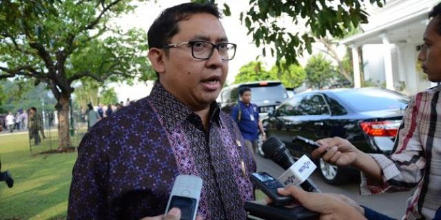 Fadli Zon bilang Ngak Ada Masalah Perindo Dukung Jokowi di 2019