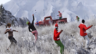 Grand Theft Auto V Festival Surprise (DLC) (X-BOX 360) 2014