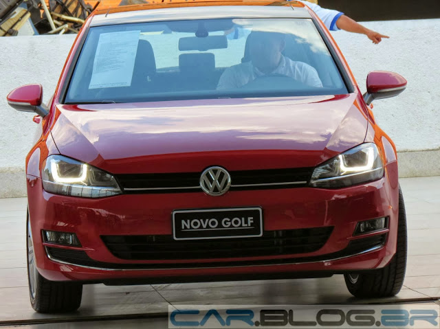 VW Golf Highline 2014 - Pacote Exclusive