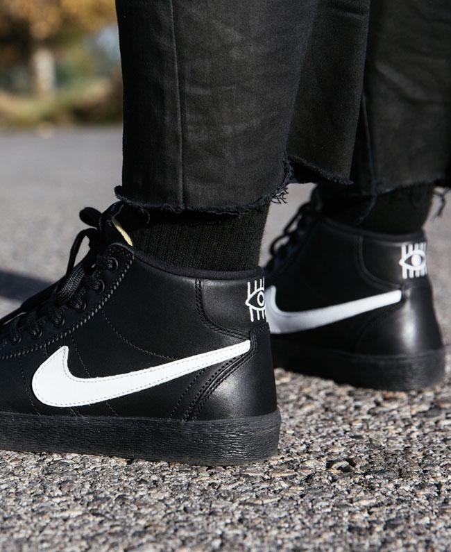 Apelar a ser atractivo Reducción Escultor  Girl is NOT a 4 Letter Word: Lacey Baker Designs A Shoe For Nike SB.