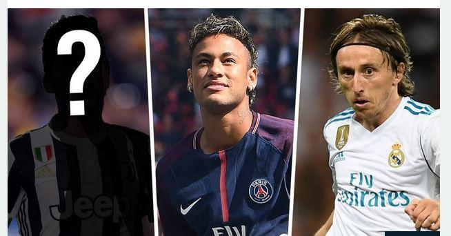 Ballon d'Or 2017: Neymar, Dybala & Suarez among nominees